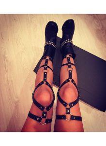 Accesorii pentru picioare din piele p4